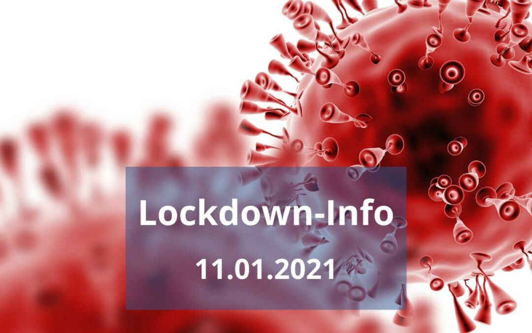Lockdown-Info (11.01.2021)
