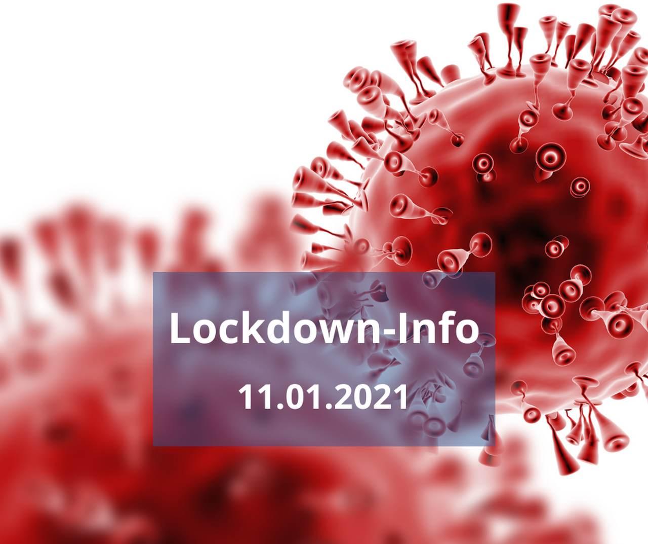 HARMS Lüneburg; Beitragsbild Lockdown-Info 11.01.2021