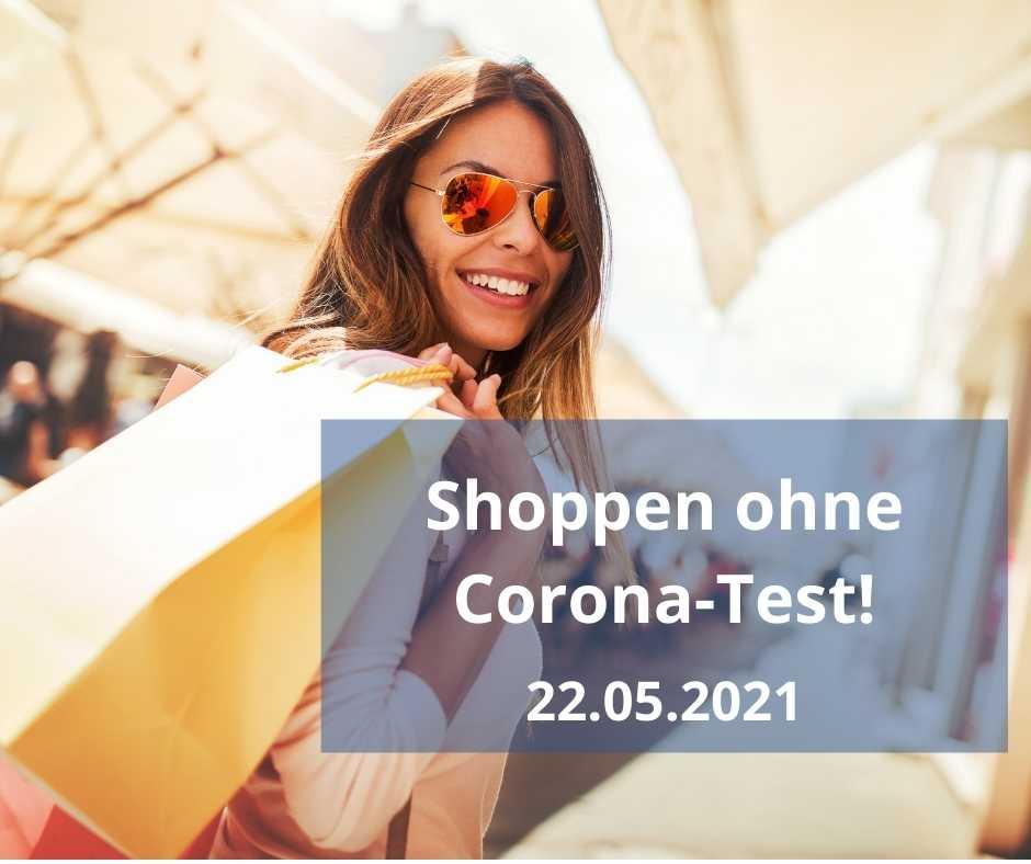 Einkaufen bei HARMS Lüneburg ohne Corona-Test